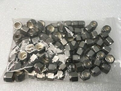 """Swagelok 1/4"""" stainless tube nuts (SS-402-1)"""