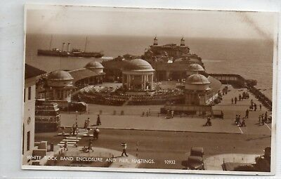 White Rock Band Enclosure and Pier, Hastings,  Sussex