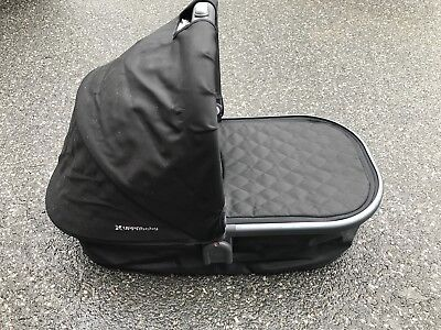 UPPAbaby VISTA/CRUZ bassinet in JAKE (black) - Great condition - Gently Used