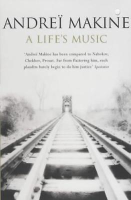 A Life's Music by Makine, Andrei, Makine, Andreï | Paperback Book | 978034082009