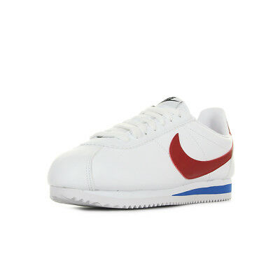 Blanche Baskets Nike Blanc Chaussures Cortez Taille Femme xaYqqdTw