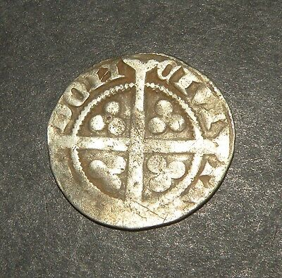 Crusader Cross Templar Coin Silver1200's Europe Medieval Antique England Lot #3