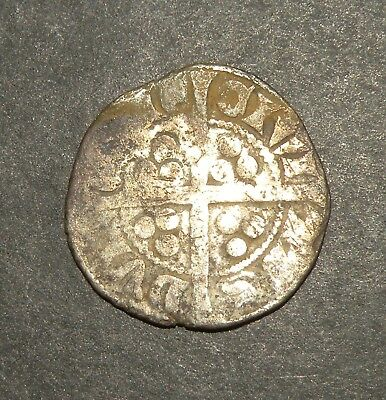 Crusader Cross Templar Coin Silver1200's Europe Medieval Antique England Lot 4