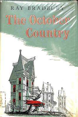 The October Country, Bradbury, Ray, Good Condition Book, ISBN