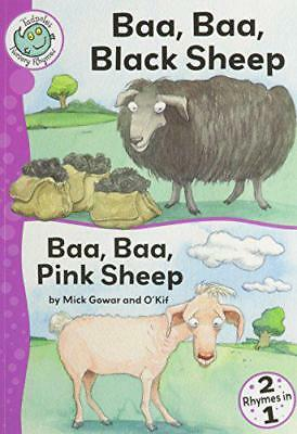 Baa Baa, Black Sheep and Baa Baa, Pink Sheep (Tadpoles (Quality)) (Tadpoles: Nur