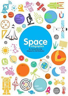 Space (Infographics) by Brundle, Harriet | Hardcover Book | 9781786370808 | NEW