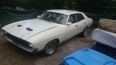 ford xb.     NO RESERVE