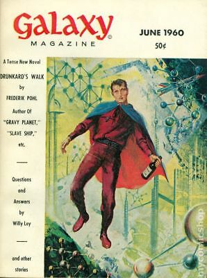 Galaxy Science Fiction (pulp/digest) #Vol. 18 #5 1960 VG 4.0 Stock Image