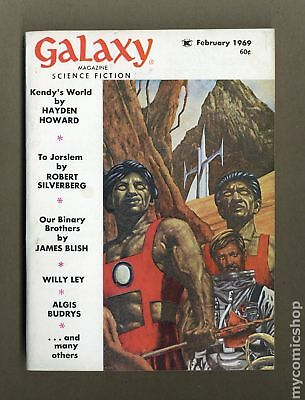 Galaxy Science Fiction (pulp/digest) #Vol. 28 #1 1969 FN 6.0