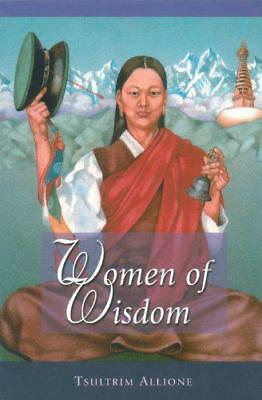 Women of Wisdom by Allione, Tsultrim | Paperback Book | 9781559391412 | NEW