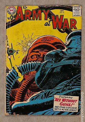 Our Army at War #74 1958 GD+ 2.5