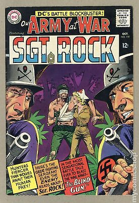 Our Army at War #159 1965 VG/FN 5.0