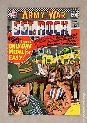 Our Army at War #178 1967 VG/FN 5.0