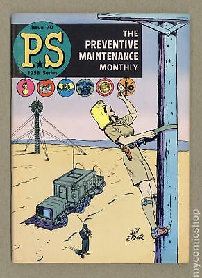 PS The Preventive Maintenance Monthly #70 1959 VG 4.0