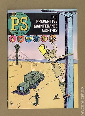 PS The Preventive Maintenance Monthly #70 1959 VG- 3.5