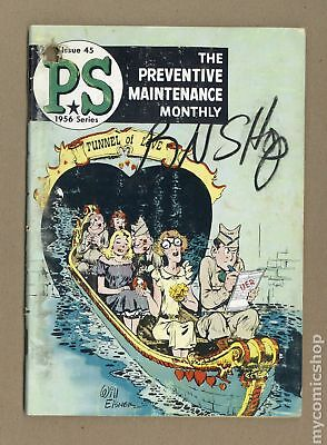 PS The Preventive Maintenance Monthly #45 1956 GD 2.0