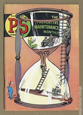PS The Preventive Maintenance Monthly #85 1960 GD 2.0