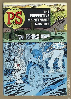PS The Preventive Maintenance Monthly #89 1960 GD+ 2.5