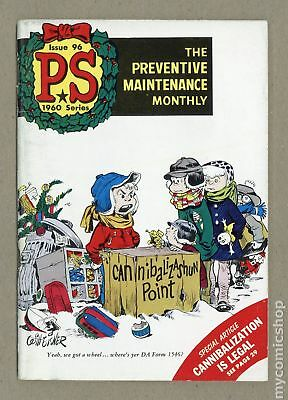 PS The Preventive Maintenance Monthly #96 1961 VG/FN 5.0