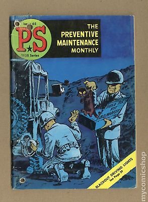 PS The Preventive Maintenance Monthly #65 1958 VG 4.0
