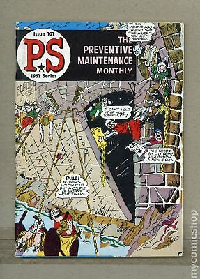PS The Preventive Maintenance Monthly #101 1961 VG/FN 5.0