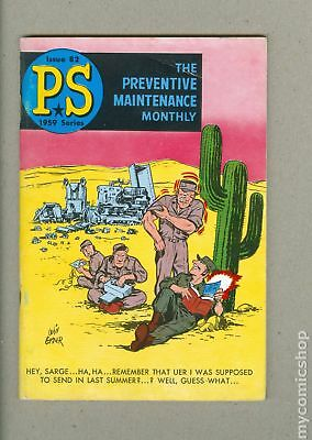 PS The Preventive Maintenance Monthly #82 1960 VG/FN 5.0