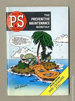 PS The Preventive Maintenance Monthly #138 1964 VG/FN 5.0