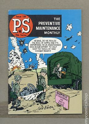 PS The Preventive Maintenance Monthly #159 1966 FN- 5.5