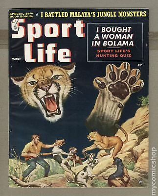 Sport Life Magazine (Official) #Vol. 4 #1 1957 VG+ 4.5