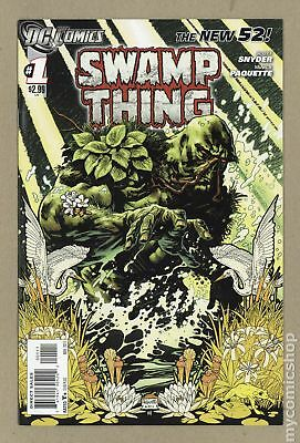 Swamp Thing (5th Series) 1A 2011 VF- 7.5
