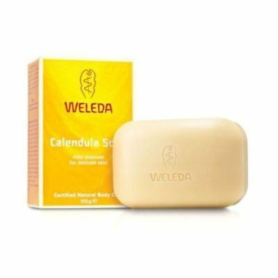Weleda (Uk) Calendula Baby Soap 100G (4 Pack)