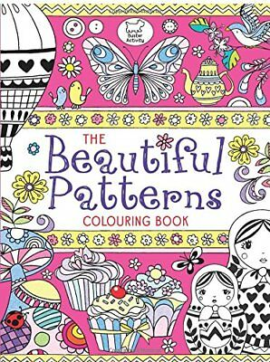 The Beautiful Patterns Colouring Book (Buster Activity),Beth Gunnell, Hannah Da