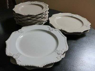 Provincial Home Living Plates Bread And Butter Plates And Dinner Plates