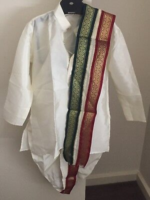 Indian outfit. Boys age 4-5years