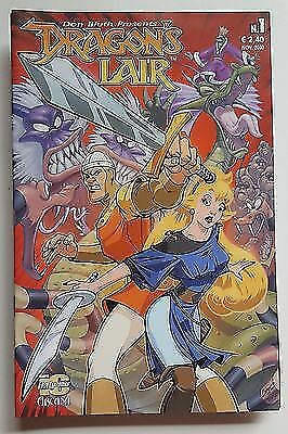 Don Bluth Presents: Dragon's Lair n. 1 ed. ItalyComics
