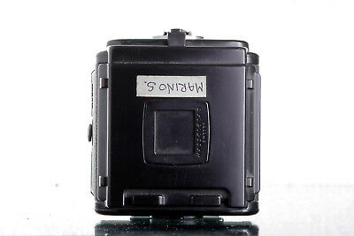 Hasselblad Film back A16 for 500C/M 501CM 503CW SWC/M 503CX 553ELX 555ELD