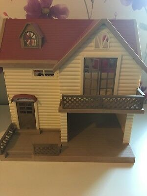 sylvanian families houses used