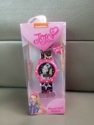 NEW JoJo Siwa Watch ~ Dial Mood Changing