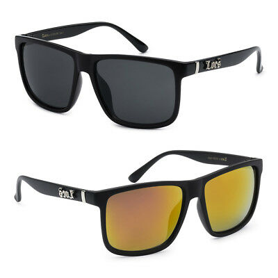 e237d27f23cb Men Dark Lens Large Gangster Black Og Sunglasses Locs Oversize Biker  Glasses Usa