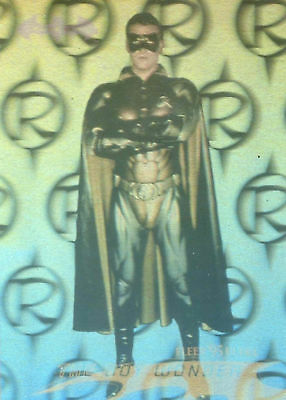 1995 Fleer Ultra DC Batman Forever Movie Hologram chase card # 24 of 36