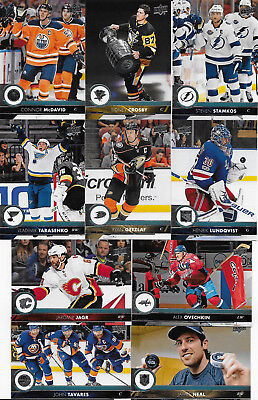 2017 2018 Upper Deck Series Two Hockey Complete 200 Card Set Crosby plus 17 18