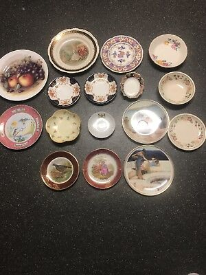 Lot Of Plates Saucers Bowls Large Medium Small