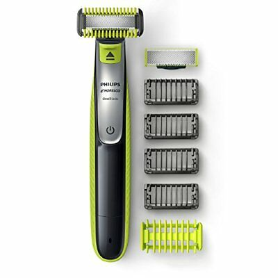 Philips Norelco OneBlade Face Body hybrid electric trimmer and shaver, QP2630/70