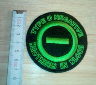 TYPE O NEGATIVE - Patch Carnivore Danzig Paradise Lost Moonspell My Dying Bride