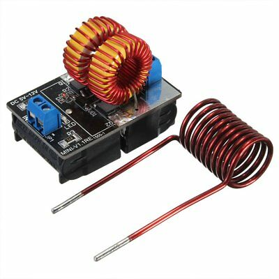 ZVS Low Voltage Induction Heating Power Supply Module Board Panel With Coil
