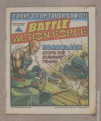 Battle Picture Weekly (UK) #851012 1985 FN 6.0