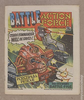 Battle Picture Weekly (UK) #860503 1986 VF 8.0