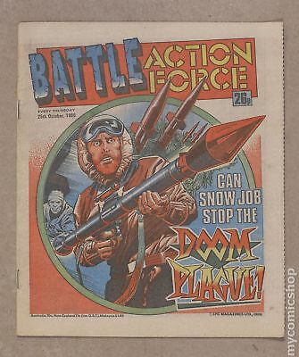 Battle Picture Weekly (UK) #861025 1986 VF 8.0
