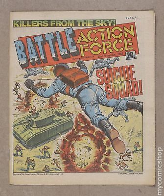 Battle Picture Weekly (UK) #861122 1986 VG/FN 5.0