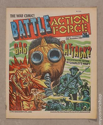 Battle Picture Weekly (UK) #861129 1986 VG/FN 5.0